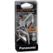Panasonic RP HS200E K Sports Gym Earphone for iPods, MP3 (Golden)