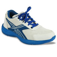 Bacca bucci-Rubber mesh-Sports Running shoes-Blue:White-5815