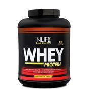 INLIFE Whey Protein 5 Lb (2.27Kg) Chocolate Flavor