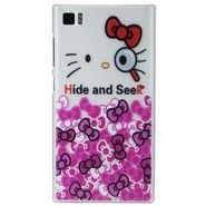 Snooky Designer Hard Back Cover For Xiaomi Mi3 Td13500