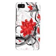 Snooky Digital Print Hard Back Case Cover For Blackberry Z10 Td13601