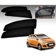 Set of 4 Premium Magnetic Car Sun Shades for HyundaiI10GrandNew