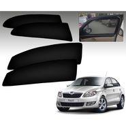 Set of 4 Premium Magnetic Car Sun Shades for SkodaRapid