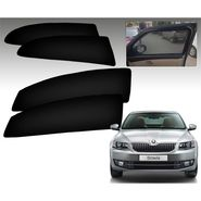 Set of 4 Premium Magnetic Car Sun Shades for SkodaOctaviaNew