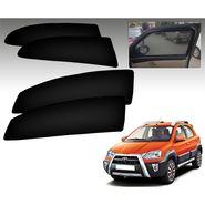 Set of 4 Premium Magnetic Car Sun Shades for ToyotaEtiosCross