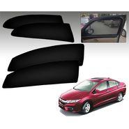 Set of 4 Premium Magnetic Car Sun Shades for HondaIvtec