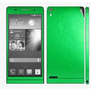 Snooky Mobile Skin Sticker For Huawei Ascend P6 20760 - Green