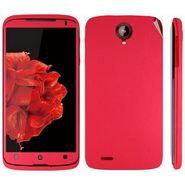 Snooky Mobile Skin Sticker For Lenovo S820 20708 - Red