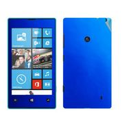 Snooky Mobile Skin Sticker For Nokia Lumia 520 20979 - Blue