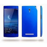 Snooky Mobile Skin Sticker For OPPO Find 7 X9076 20875 - Blue