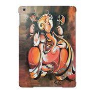 Snooky Digital Print Hard Back Case Cover For Apple iPad Air 23633 - multicolour