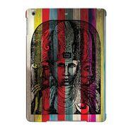 Snooky Digital Print Hard Back Case Cover For Apple iPad Air 23690 - multicolour