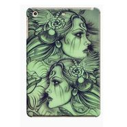 Snooky Digital Print Hard Back Case Cover For Apple iPad Mini 23793 - Green