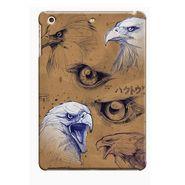 Snooky Digital Print Hard Back Case Cover For Apple iPad Mini 23794 - Brown