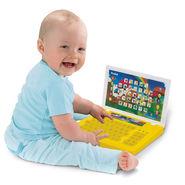 Kids Educational English Learning Laptop - Make you Kids Genius