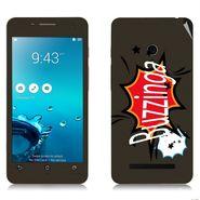 Snooky 27641 Digital Print Mobile Skin Sticker For Asus Zenfone 5 A501CG - Multi