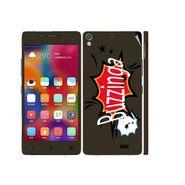 Snooky 27695 Digital Print Mobile Skin Sticker For Gionee Elife 5.1 - Multi