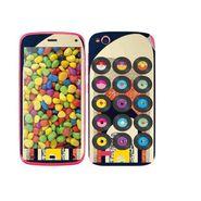 Snooky 27737 Digital Print Mobile Skin Sticker For Gionee Elife E3 - Multi