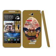 Snooky 28195 Digital Print Mobile Skin Sticker For HTC Desire 616 - Multi
