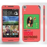 Snooky 28118 Digital Print Mobile Skin Sticker For HTC Desire 820 - Multi