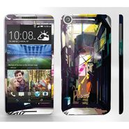 Snooky 28121 Digital Print Mobile Skin Sticker For HTC Desire 820 - Multi