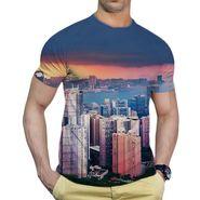 Graphic Printed Tshirt by Effit_Trw0379