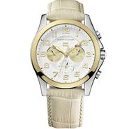 Tommy Hilfiger Round Dial Analog Watch_th1781284j - Golden White