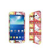 Snooky 39450 Digital Print Mobile Skin Sticker For Samsung Galaxy Grand 2 G7102 - Pink