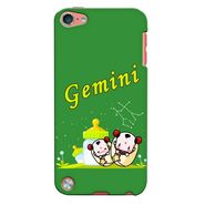 Snooky 35306 Digital Print Hard Back Case Cover For Apple iPod touch 5th Generation - Green