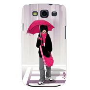 Snooky 35693 Digital Print Hard Back Case Cover For Samsung Galaxy S3 I9300 - Multicolour