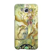 Snooky 36307 Digital Print Hard Back Case Cover For Samsung Galaxy A3 - Green