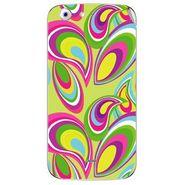 Snooky 40687 Digital Print Mobile Skin Sticker For Micromax Canvas 4 A210 - multicolour