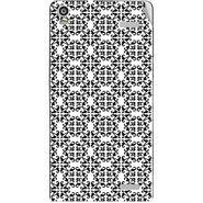 Snooky 40906 Digital Print Mobile Skin Sticker For XOLO A1000S - White