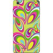Snooky 40925 Digital Print Mobile Skin Sticker For XOLO A1010 - multicolour