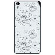 Snooky 41169 Digital Print Mobile Skin Sticker For XOLO Q2000L - Grey