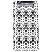 Snooky 41172 Digital Print Mobile Skin Sticker For XOLO Q3000 - White