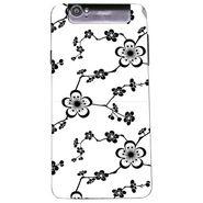 Snooky 41182 Digital Print Mobile Skin Sticker For XOLO Q3000 - White