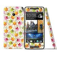 Snooky 41496 Digital Print Mobile Skin Sticker For HTC One mini - White