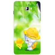 Snooky 46906 Digital Print Mobile Skin Sticker For Micromax Canvas Nitro A311 - Green
