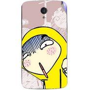 Snooky 47472 Digital Print Mobile Skin Sticker For Xolo Omega 5.5 - Multicolour