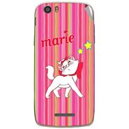 Snooky 47648 Digital Print Mobile Skin Sticker For Xolo Q700s - Pink