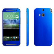 Snooky 20479 Mobile Skin Sticker For Htc One M8 - Blue