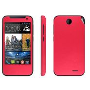 Snooky 20548 Mobile Skin Sticker For HTC Desire 310 - Red