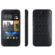 Snooky 20549 Mobile Skin Sticker For HTC Desire 310 - Black