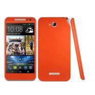 Snooky 20678 Mobile Skin Sticker For HTC Desire 616 - Orange