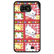Snooky 42468 Digital Print Mobile Skin Sticker For Micromax Superfone Pixel A90 - Red