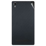 Snooky 43387 Mobile Skin Sticker For Intex Aqua Power Plus - Black