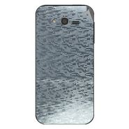 Snooky 43673 Mobile Skin Sticker For Intex Cloud Y5 - silver