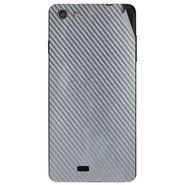 Snooky 44634 Mobile Skin Sticker For Xolo Q900s - silver