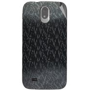 Snooky 44724 Mobile Skin Sticker For Xolo Play T1000 - Black